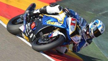 Moto - News: STK: Barrier 1°, Ducati lontane