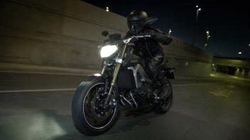 Moto - News: Svelata la MT-09: il lato oscuro di Yamaha