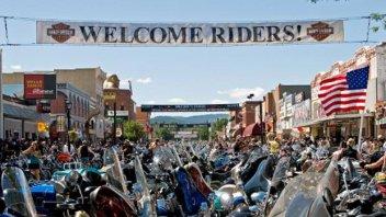 Moto - News: Harley-Davidson: 110° anniversario a Roma, e il Comune vara il divieto!