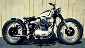 Moto - News: Special: Harley-Davidson XLCH Sportster