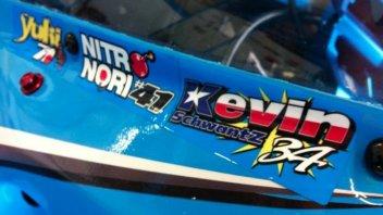 Moto - News: Schwantz sul podio alle 8 ore di Suzuka