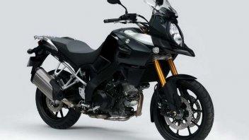 Moto - News: Suzuki svela ufficialmente la V-Strom 1000