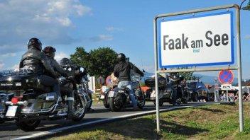 Moto - News: 16° European Bike Week: un successo, anche per Harley-Davidson