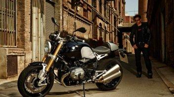 Moto - News: BMW celebra i 90 anni con la R Nine T