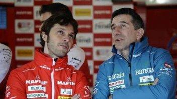 MotoGP: 'Aspar' Martinez parla con la Honda