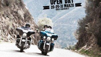 Moto - News: Arriva lo 'spring break' Harley Davidson