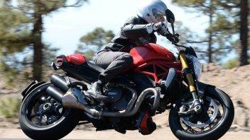 Moto - Test: Ducati Monster 1200 S: la belva educata