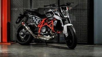 Moto - News: KTM: il mono più potente