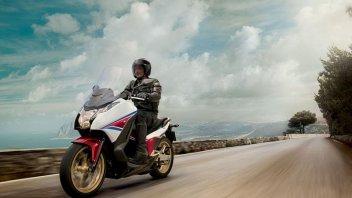 Moto - News: Honda Demo-ride Live Tour 2014: Torino