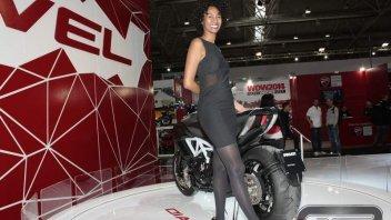 Moto - News: Ducati 'monstre' al Motodays 2014