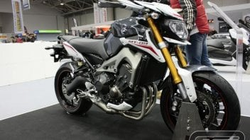 Moto - News: Yamaha mostra il lato oscuro al Motodays