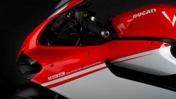 Moto - News: La Ducati 1199 Superleggera ora è realtà