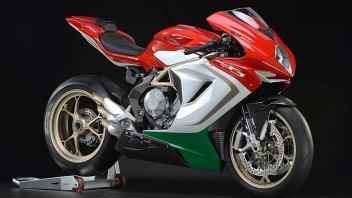 Moto - News: MV Agusta F3 800 Ago: binomio speciale