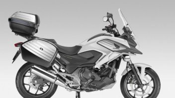 Moto - News: Honda NC750X: arriva la Travel Edition