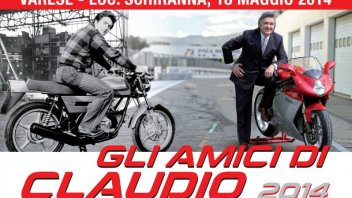 """Moto - News: Gli """"amici di Claudio"""" ricordano Castiglioni"""