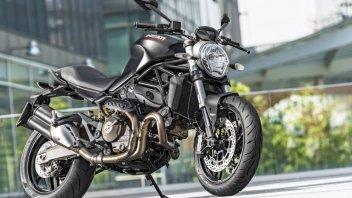 Moto - News: Ducati Svela il nuovo Monster 821