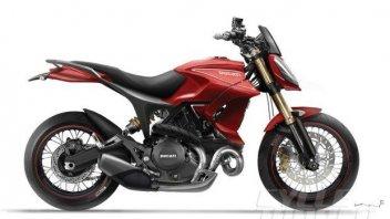 Moto - News: Sarà questa la prossima Ducati Scrambler?