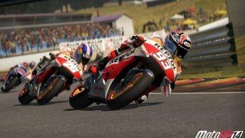 Moto - News: La MotoGP da oggi è su console e PC