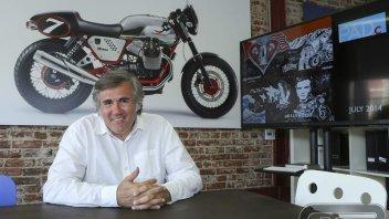 Moto - News: Galluzzi: l'ultima moto l'ho fatta con Skype
