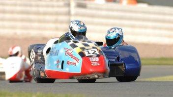 Moto - News: Incidente fatale nei sidecar al Sachsenring