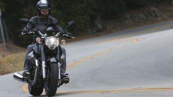 Moto - Test: California, il sogno secondo Moto Guzzi