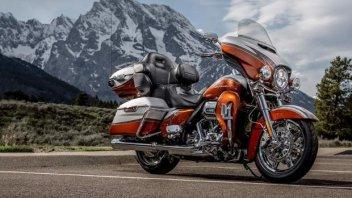 Moto - News: Maxi richiamo Harley-Davidson per oltre 66.000 modelli Touring e CVO