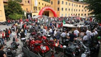 Moto - News: Moto Guzzi: torna a settembre l'Open House
