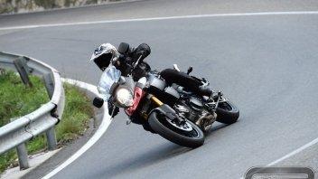 Moto - Test: Suzuki V-Strom ABS: compagna di viaggio