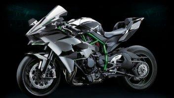 Moto - News: Kawasaki Ninja H2: arriva la bomba!