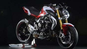 Moto - News: MV Agusta Brutale RR: nuda ancor più cattiva