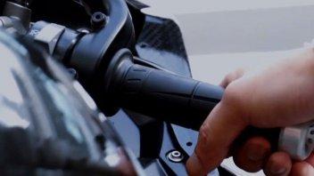Moto - News: Kawasaki Ninja H2R: la belva si scatena