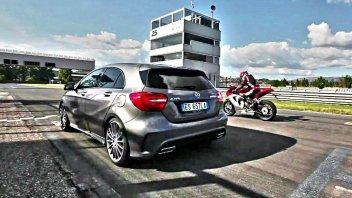 Moto - News: Mercedes- MV Agusta: celebrato il matrimonio