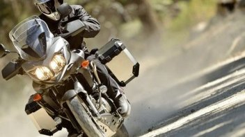 Moto - News: Suzuki V-Strom 650XT: l'evoluzione della specie