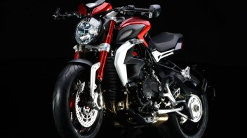 Moto - News: MV Dragster RR: le immagini della roadster di Schiranna