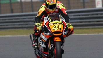 MotoGP: FP1: Aleix Espargarò 1° con gomma morbida