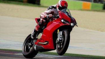 Moto - News: Ducati , Panigale 1299: nuovi record