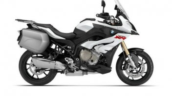 Moto - News: Nuova BMW S1000XR: adventure sport