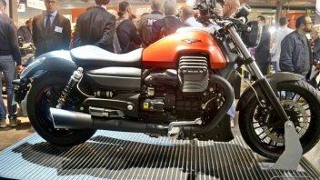 Moto - News: Doppia veste per Guzzi California: Audace ed Eldorado