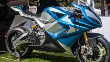 Moto - News: Lightning LS218: l'elettrica da 200CV