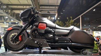 Moto - News: Moto Guzzi MGX-21: l'american dream di Galluzzi