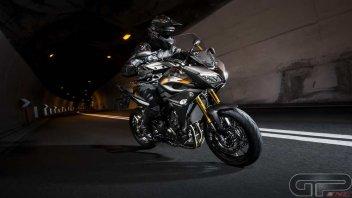 Moto - News: Yamaha MT-09 Tracer: nuovo modo per viaggiare