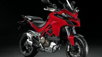Moto - News: Ducati Multistrada 1200 my15: new generation