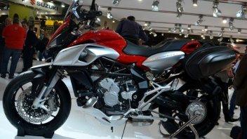 Moto - News: MV Agusta Stradale 800: tutto in una moto