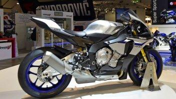 Moto - News: EICMA: La moto, la velocità, il trionfo del sogno