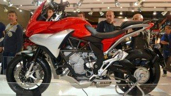 Moto - News: Il Turismo di MV Agusta è Veloce