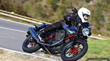 Moto - Test: Moto Guzzi V7 II: l'Aquila vola alta