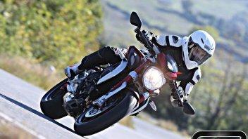 Moto - Test: MV Brutale e Dragster: adrenalina con la doppia R