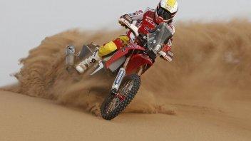 Dakar: Scatta la 'Dakar' con la sfida Coma-Barreda