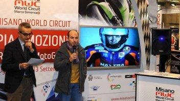 """Moto - News: Dainese partner del """"Marco Simoncelli"""" di Misano"""