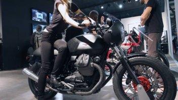 Moto - News: Moto Guzzi al MotorBike Expo: tra novità e special